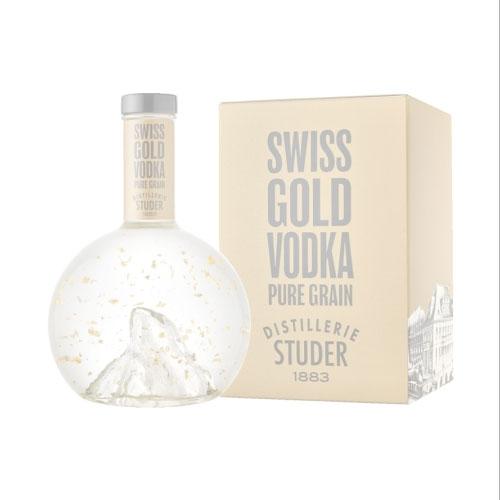 Swiss Gold Vodka